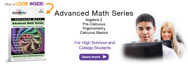 Advanced Math Series