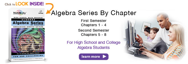 Algebra Series
