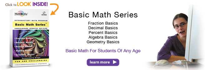 Basic Math Series